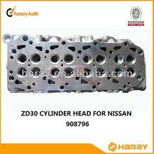 AMC908796 High Quality ZD30 Twin Engine Cylinder Head for INERSTAR NAVARA 11039-DC00B