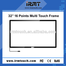 """IRMTouch 32"""" 16 Points IR multi touchScreen"""