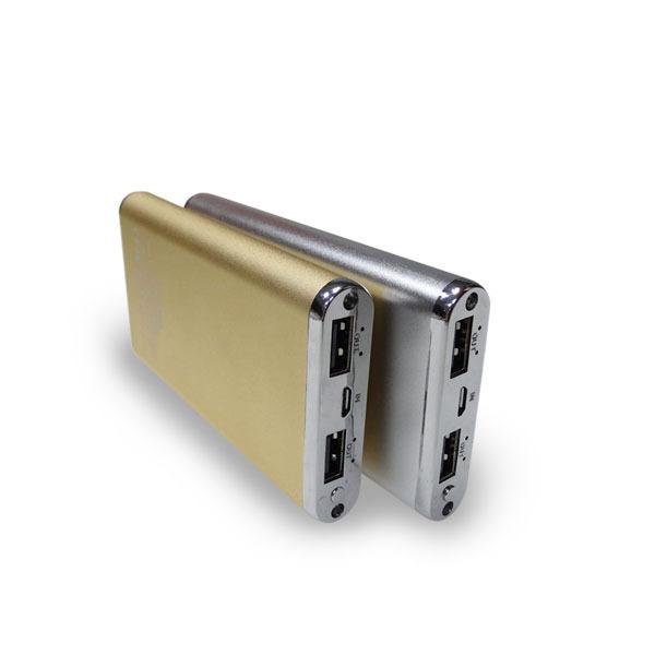 2014 new low price Ultra slim 6000mah power bank for macbook pro