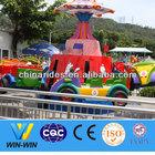 Super fun amusement electronic games crazy car fun theme park equipment games