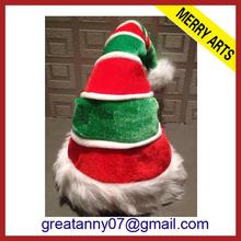 santa hats christmas headband children christmas hat for sale