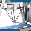 full automatic multi-functional delta robot arm for food industry