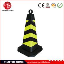foam rubber cones