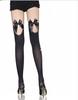 New Fashion Black Super Sexy Women Thin Socks Thigh High Socks