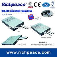 GEM WK8 Keyboard USB floppy drive emulator