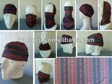 Head/Fask/Mask/Neck multi-wear tube bandana