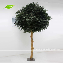 BTR044 GNW 10ft artificial ficus banyan tree Natural Look for Garden Decoration