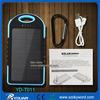 solar power backpacks universal external portable power bank