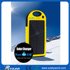 5000mAh Solar Energy Charger Power Bank USB Rechargeable External Battery Travel