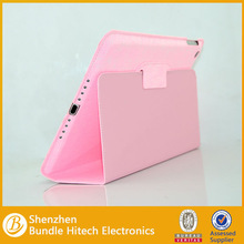 Ultra slim for ipad air case, tablets case for ipad air, high quality book case for ipad air