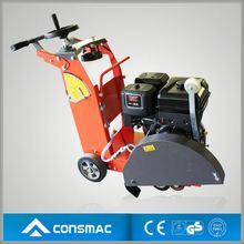 Consmac best promotion walk behind concrete wet saw for sale