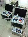 Gdva- 402 strumento trasformatore di corrente e trasformatore di tensione di prova di