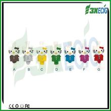 2014 super cute electronic cigarette silica gel mouthpiece. 510 kity /Rabbit/Panda drip tips