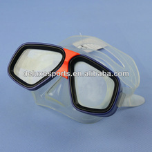 neoprene scuba dive mask strap, china professional diving mask M230