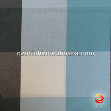 yarn dyed fabric for plaid shirts