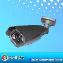 New HD System! 720P HD-CVI Analog High definition 1.0 Megapixel cctv waterproof outdoor camera,2pcs array led lights