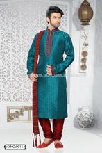 PAKISTANI KURTA PAYJAM DESIGNS WEDDING WEAR DRESSES