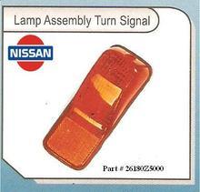 Nissan Turn Signal