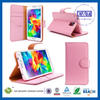 C&T PINK ID Credit Card holder for samsung galaxy s5 flip leather case