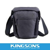 Wearproof camera bag, portable waist bag for DSLR