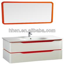 2014 home furniture modern bathroom vanity cabinet