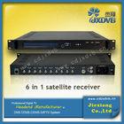 Digital Cable TV Headend SD Integrated Receiver Decoder