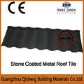 coloré de pierre recouvert de tuiles de toiture en tôle ondulée transparent