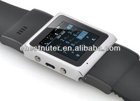 Android 4.0 3G Watch phone EC308 VWH9 Dual core 1.2GHz GSM Smartphone watch with touch screen WiFi GPS