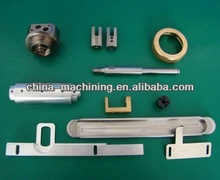 customized cnc machining spare part suzuki motorcycle
