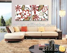 flower group wholesale canvas oil painting