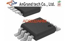 AD8032ARM IC OPAMP VF R-R DUAL LP 8MSOP AD8032ARM 8032 AD8032 AD8032A AD8032AR 8032A
