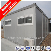 China manufacture prefab residential container house