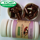 chinese herbal protect liver reishi mushroom extract capsules