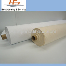 Super cheap 100% cotton white plain percale sheeting fabric