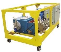 LF220/30 132Kw 300bar high pressure water blaster with triplex plunger
