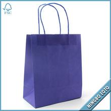 Die-cut Handle Paper Gift Bag