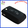 Cheap bulks promotion for peugeot silicone car key protective cover