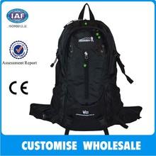 2014 latest design WeiBin brand hiking water bag hot sell