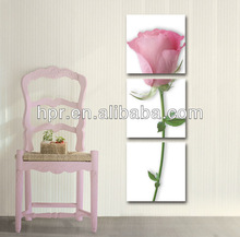 Custom decorative oil flower canvas painting