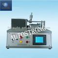 Popular y nuevo equipo laboratorio IEC60950 IEC60335-1 máquina prueba arañazos