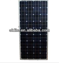 130w Mono Solar Panels Made in China Best Seller