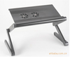 Alumium Computer Desk Folding Table folding laptop stand, laptop table on bed