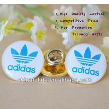 Custom Round Safety Brand Button Pin Badge