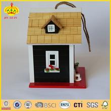 hand craft small wood crafts bird house