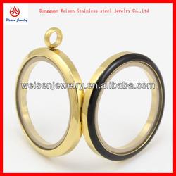 Very cheap bulk fine jewelry unique high quality jewelry(open locket )