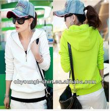 Korea Style Fashion Hoody clothes for Women cheap online shopping