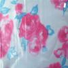 Floral printing organza fabric