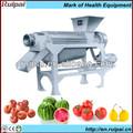 alta qualidade elétrica comercial de cana de açúcar extrator de suco de máquina