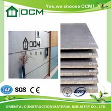 high quality fireproof fiber cement clapboard siding