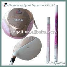 China golf club driver